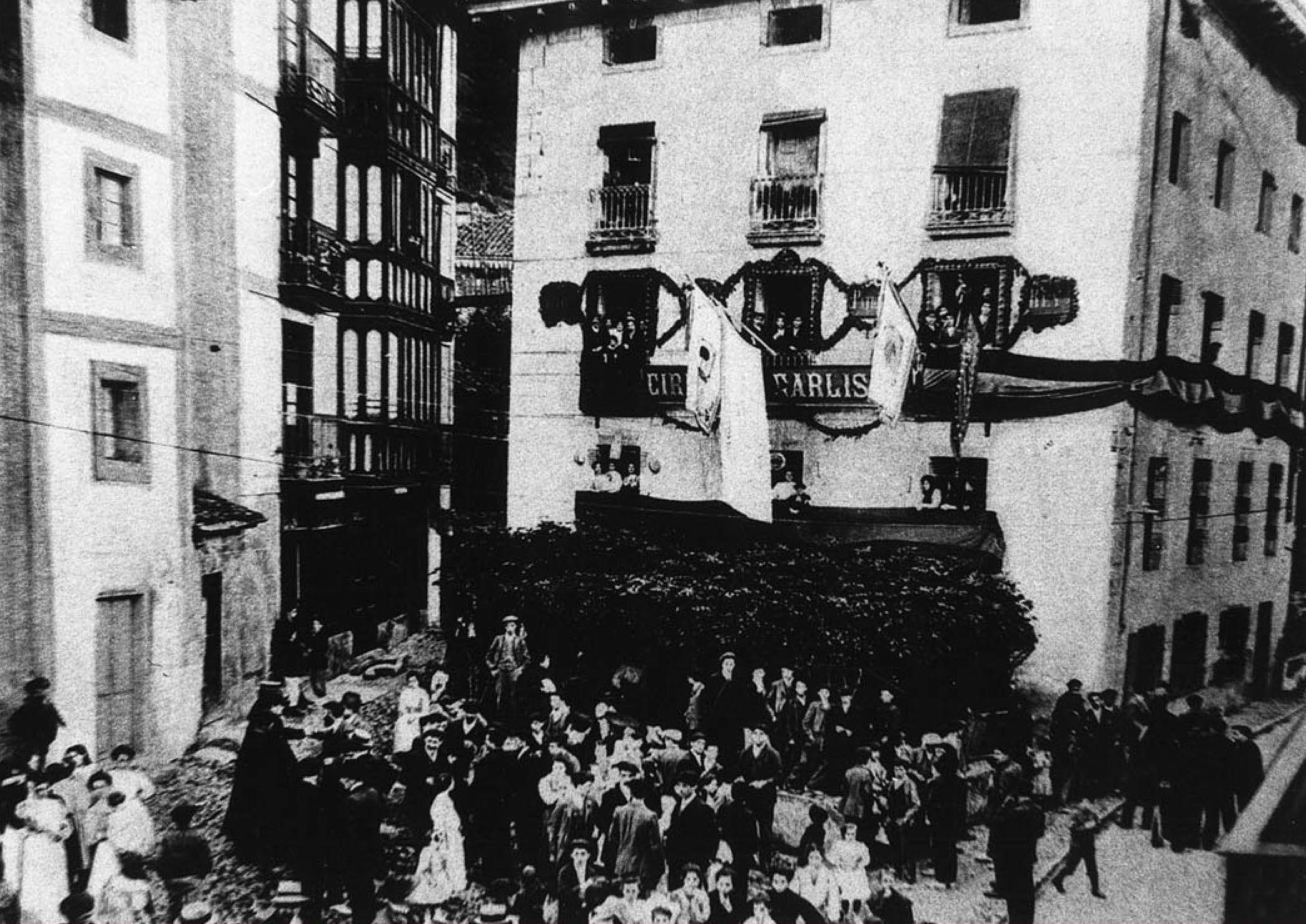 Azpeitia 1936 1945 # Muebles Pipa Aguirre